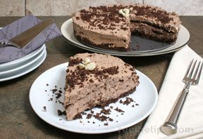 Chocolate CheesecakenbspRecipe