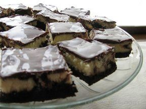 Chocolate Cheesecake Brownies Recipe