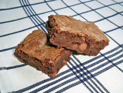 Chocolate Chocolate Brownies Recipe