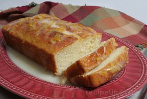 Citrus Yogurt Pound Cake