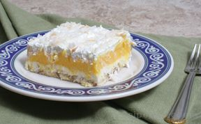 Coconut Cream Dessert Recipe