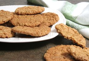 oatmeal coconut crispy cookies Recipe