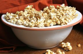 Baked Cracker Jacks Recipe
