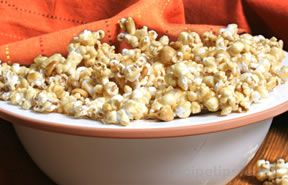 Easy Baked Caramel Corn Recipe