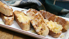 Cranberry Orange Biscotti Recipe