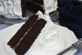chocolate devils food cake Recipe