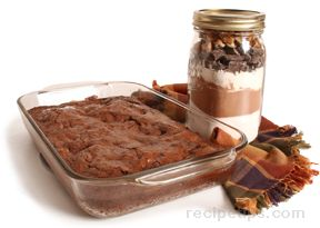 double fudge brownie mix Recipe