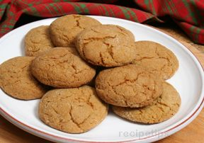 double ginger cookies Recipe