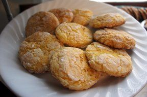 Easy Lemon Cookies 3 Recipe
