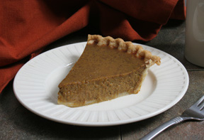 Fall Pumpkin Pie Recipe