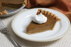 famous pumpkin pie Recipe