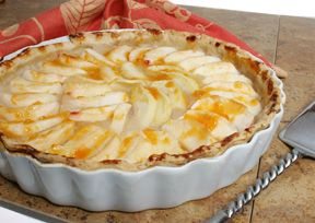 french apple pie Recipe
