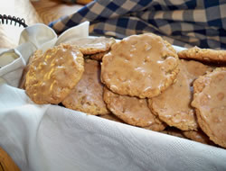 Frosted Oatmeal Cookies Recipe