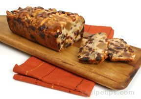 Blonde Fruitcake Recipe