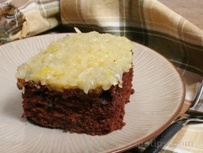 German Chocolate Frosting Recipe