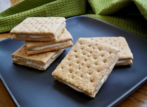 graham cracker cookies Recipe