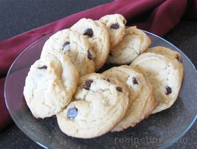 grandmas chocolate chip cookies Recipe