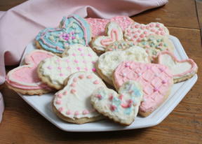 Grandmas Sugar Cookies 5 Recipe