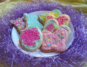 Grannys Sugar Cookies