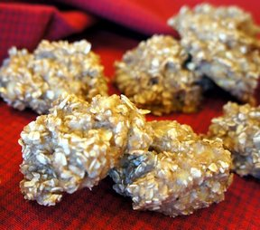 healthy banana oatmeal cookies Recipe