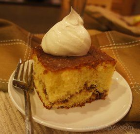 honey bun cake 45 Recipe