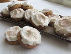 Irish Cream Cookies
