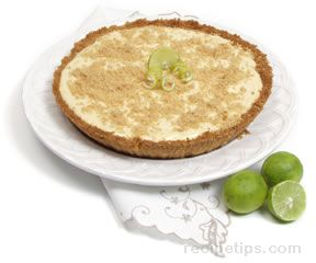 fresh key lime pie Recipe