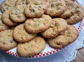 krispie chocolate chip cookies Recipe