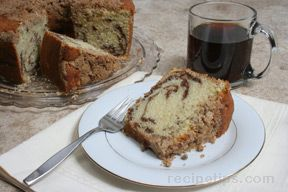 layered streusel coffee cake Recipe