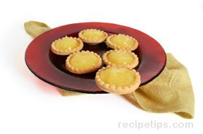 Lemon Curd Tartlets Recipe