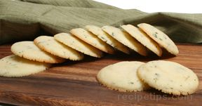 Lemon Thyme Cookies Recipe