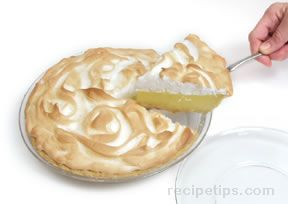 Lemon Meringue PienbspRecipe