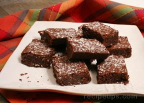Mexican Chipotle Brownies