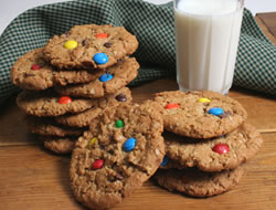 MampM Monster Cookies Recipe