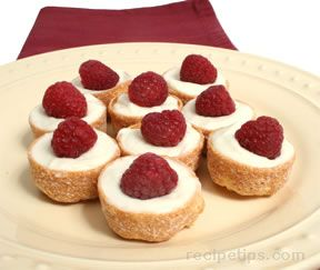 No-Bake Cheesecake Mini-Desserts