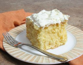 orange pineapple cake Recipe