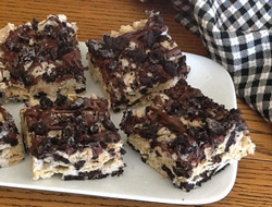 Oreo Chex Bars Recipe