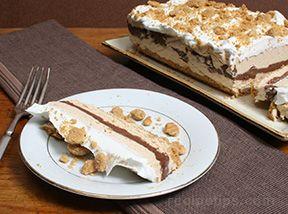 Peanut Butter Lovers Dessert