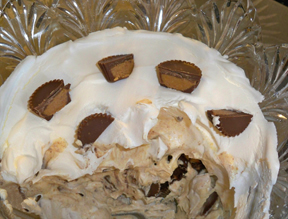 peanut butter cup trifle Recipe