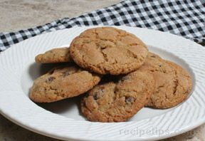 Peanut Butter Chocolate Chip CookiesnbspRecipe