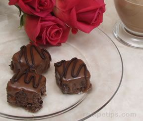 Simple Yet Elegant Petits Fours Recipe