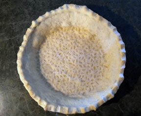 Pie Crust Single Crust Recipe