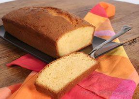Easy Pound Cake