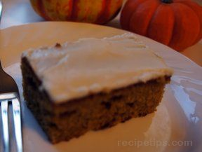 pumpkin bars 48 Recipe