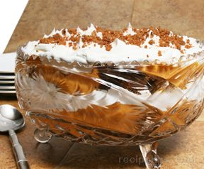 pumpkin gingerbread trifle Recipe