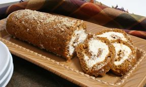 Pumpkin Spice Roll Recipe