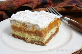 Cream Cheese Pumpkin TortenbspRecipe