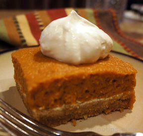 pumpkin torte 5 Recipe