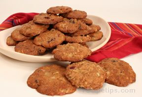 Rhubarb Cookies Recipe