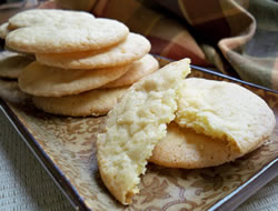Simple Sugar Cookies Recipe